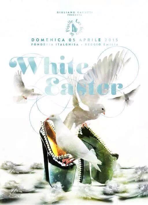 #Pasqua2015 #habanero #cena #aperitivo #predisco #foliesdepigalle #whiteeasterparty #discoparty #dimitrimazzoni