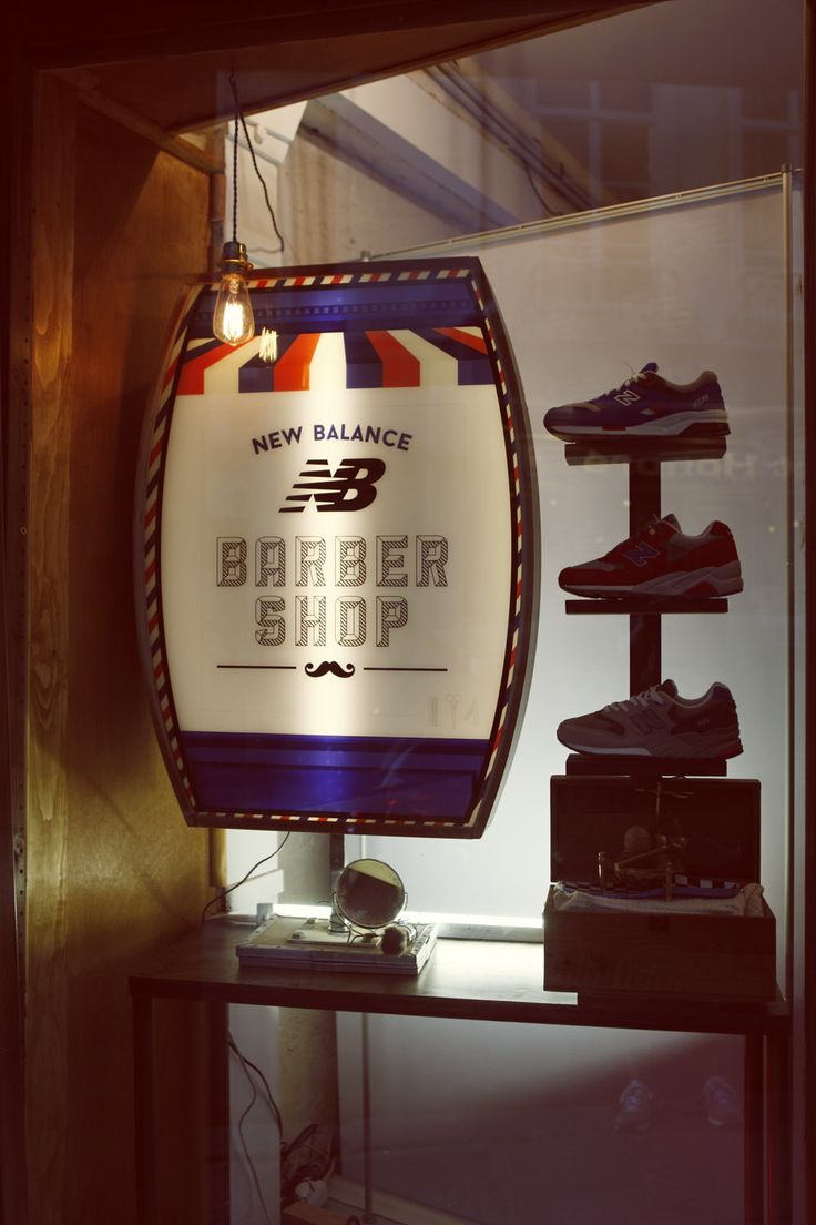 NEW BALANCE – BARBER SHOP PACK Launch Party (Photo Recap) | Be Street