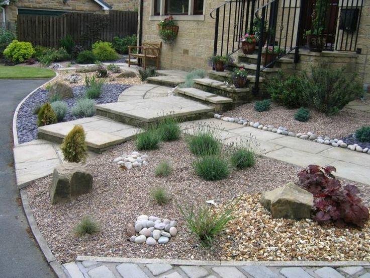 15 pingles patio en gravier incontournables clairage for Gravier cour exterieure