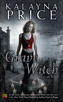 Grave Memory by Kalayna Price - just finished reading this today and loved it! Crazy bit of a cliffhanger at the end so I can't wait until the next installment! Wish there had been a teaser for her next novel.