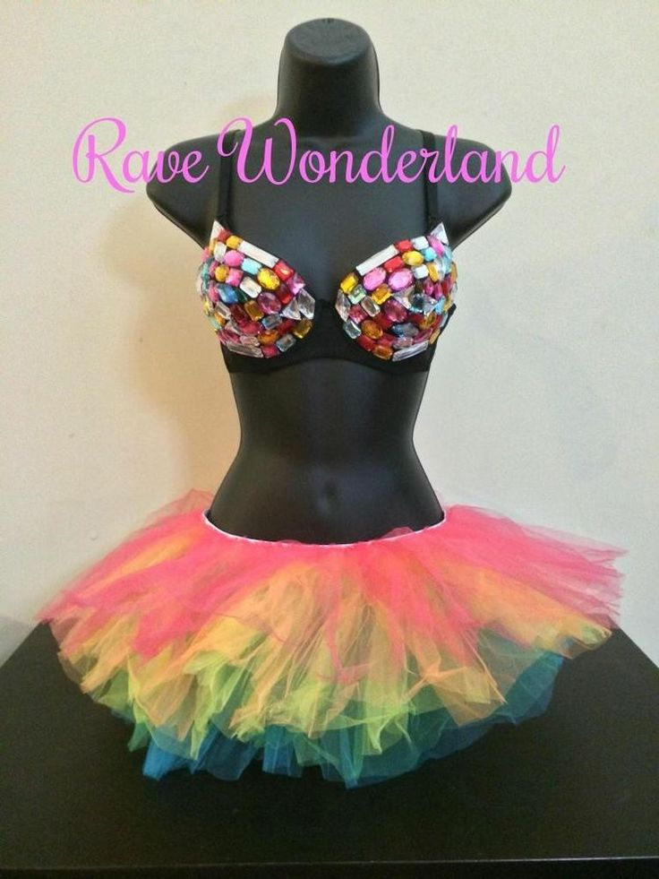 184 best images about DIY Rave Outfit Inspiration Advanced on Pinterest | Tassels EDC and Bra tops