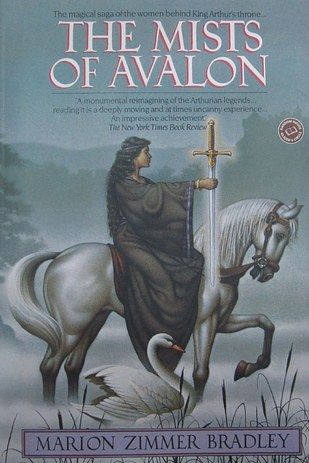 The Avalon Series by Marion Zimmer Bradley | The 51 Fantasy Series You Need To Read Before You Die