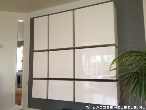 Wandkasten - Jacobs Meubels