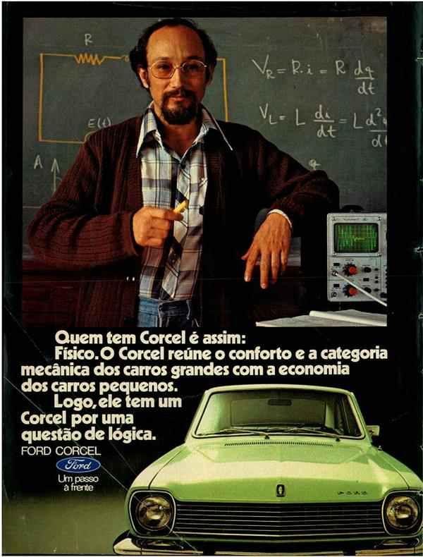 1976 Ford Corcel - Brasil