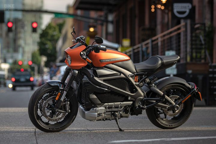 Review Harley Davidson S Electric Livewire With Images Harley