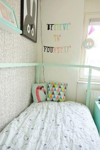 hippe meiden slaapkamer ~ lactate for ., Deco ideeën