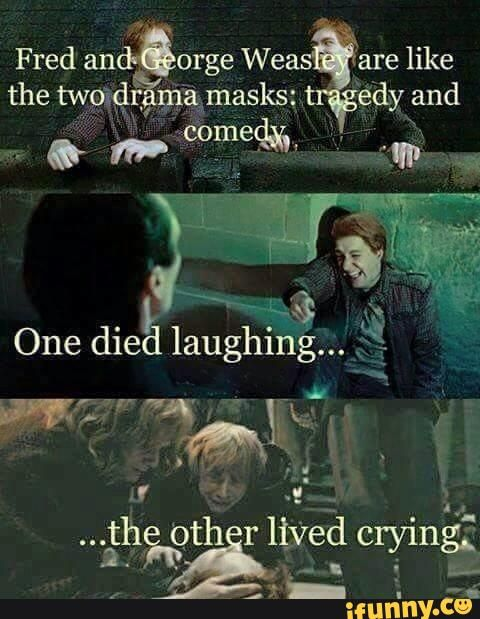 fred and george weasley the year we became i - Google Search