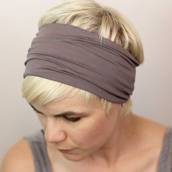 Travel Head Wrap Elastic Headbands Stretch Ribbon Hair Ribbon Wide Hair Band