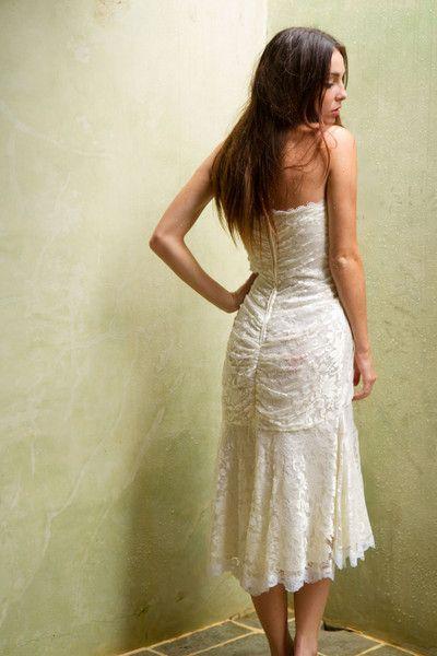 'Meet Me at Mushroom Bay' Lace Dress | Postcard Vintage