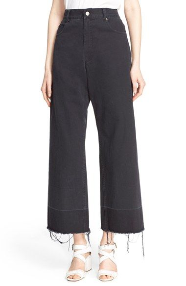 Rachel Comey 'Legion' Wide Leg Denim Pants | Nordstrom