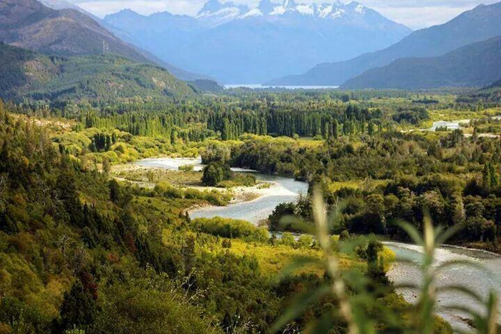 El bolson. Lugar soñado de mi patagonia