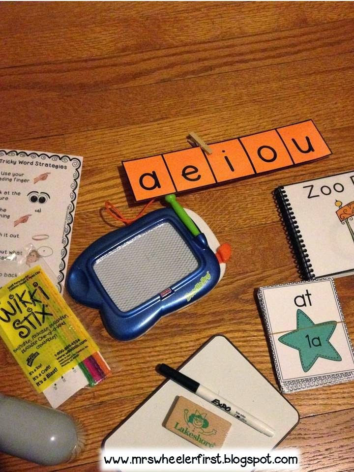 Guided Reading Bags