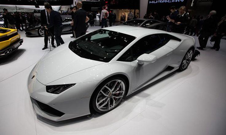 Lamborghini Fan's will love this! Lamborghini Huracán LP610-4 unveiled in Geneva