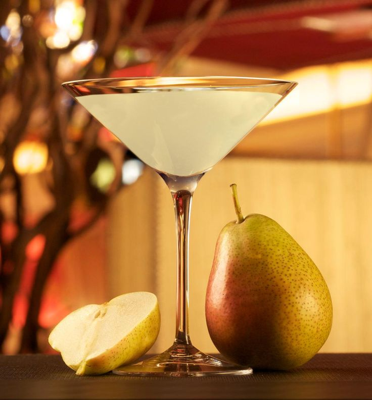 Pear Vodka Ginger Sweet Sour Lime Drink