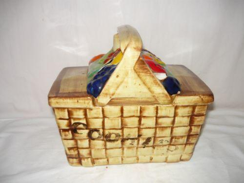 208 Best Images About Cookie Jars On Pinterest Antique