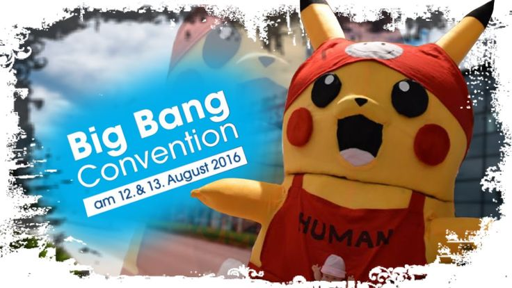 CMV // Cosplay Anime Manga Convention // BBC Big Bang Convention 2016 in Wels, Austria. By Random Chaos.
