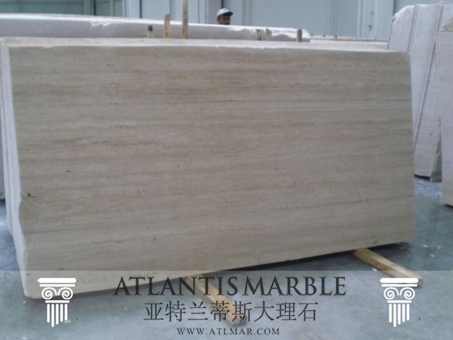 Turkish Marble Block & Slab Export / TRAVERTINE LIGHT 3 Marble   http://www.atlmar.com/product/273-turkish-marble-travertine-light-3-slab.html