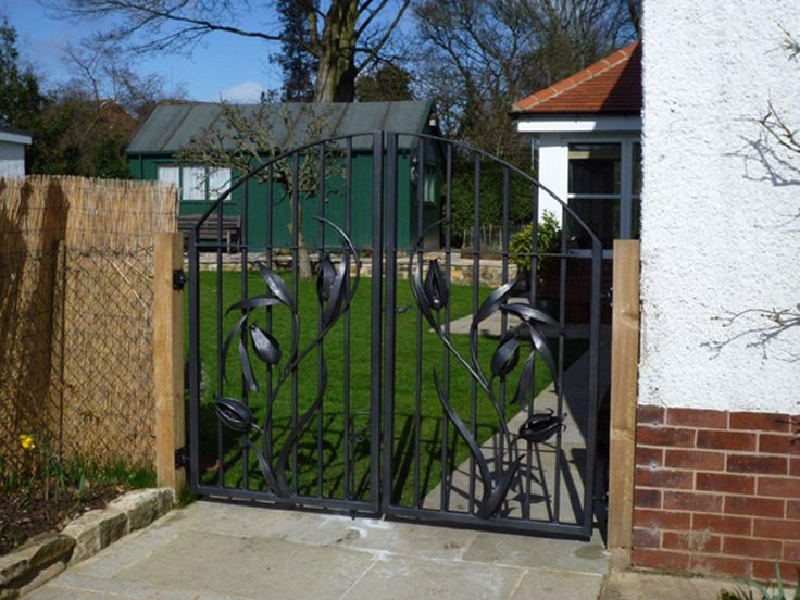 Ornamental Garden Gates Design | Handmade Gates U2013 Ornamental Gates U2013 Artistic  Gate