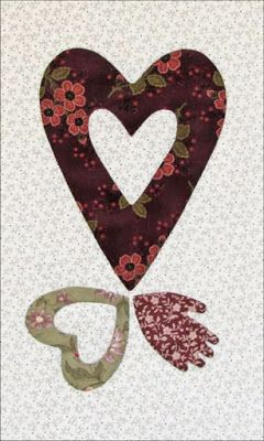 Civil War Quilts: Yankee Diary 6: Heart and Hand