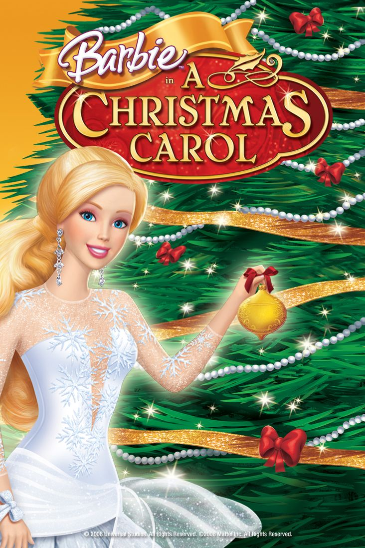 Barbie in a Christmas Carol is the 14th CGI computer-animated movie in the Barbie film series...