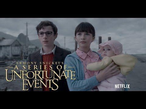 A Series of Unfortunate Events (2017) Netflix Series Full Trailer #1 [HD