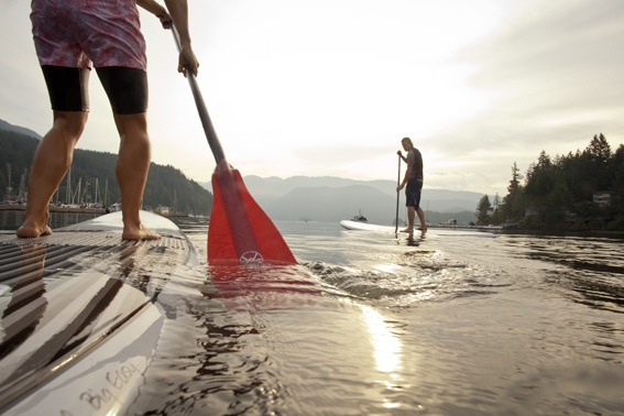 Deep Cove, head here for some water sports like kayaking, stand up paddleboarding and canoeing or just chill out by the beach and grab an ice cream! You can even have a bit of a hike to Lookout Rock to enjoy some wonderful views of Indian Arm