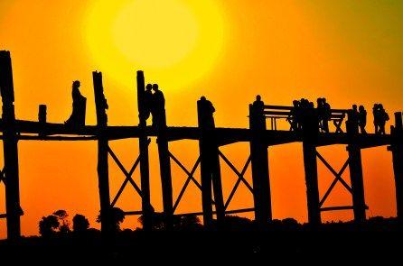 U-Bein Bridge Amarapura (31)