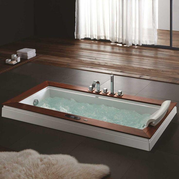 Santa Barbara Luxury Whirlpool Tub