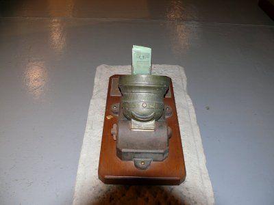 Replica 5.5 inch Coehorn Mortar