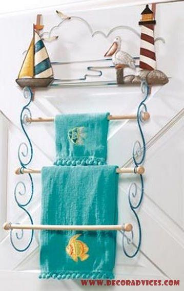 Tips To Achieve a Lighthouse Bathroom Theme   Decor Advices