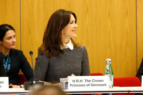 Crown Princess Mary Receives WHO Award For Excellence