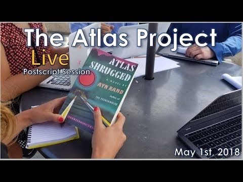 The Atlas Project Live: Supplement to the Capstone Event (Final Broadcast) In this postscript to the capstone event for The Atlas Project, Greg Salmieri and Ben Bayer tie up loose ends from the capstone event broadcasts.  The Ayn Rand Institute invites you to join The Atlas Project, an eight-month, chapter-by-chapter, online discussion of Atlas Shrugged. To facilitate the discussion, ARI will host a weekly interactive broadcast on Facebook Live led by experienced teachers to help readers…