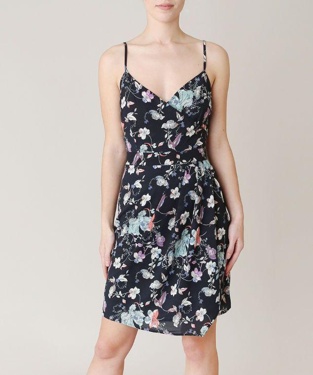 DEX wrap dress - wb, PRINT 79.00