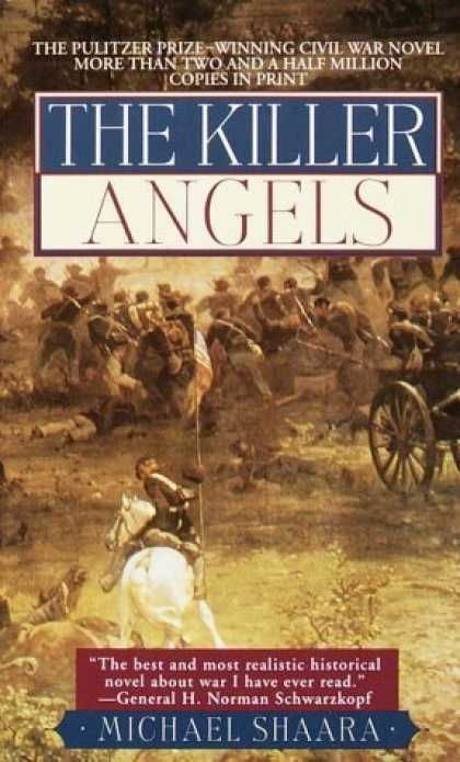 exploring the underlying message in michael shaaras the killer angels Explore the killer angels quotes (showing 1-30 of 62) there's nothing so much like a god on earth as a general on a battlefield although there are many good men lee rarely lectured longstreet sensed a message beyond it ― michael shaara, the killer angels: the classic novel of the civil war.