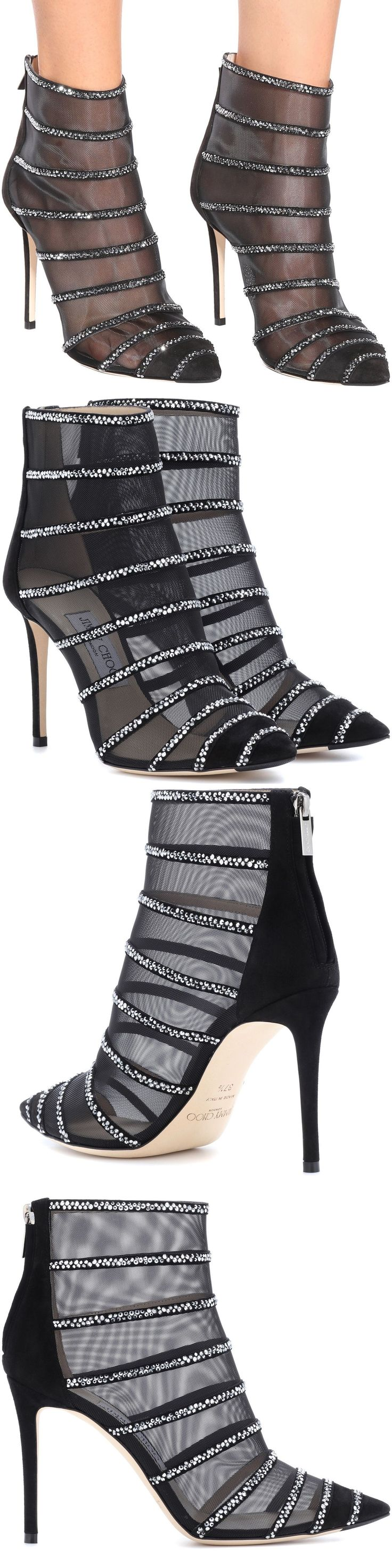 Jimmy Choo. Crafted in Italy