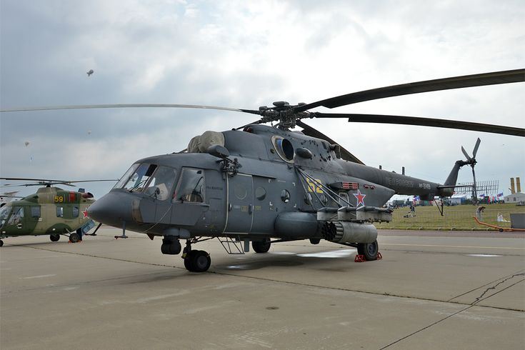 Helicopter Incidents: Russian Mil Mi-8 (2007). Crashed in Chechnya, Russia. Undetermined Pilot error or shot down. Deaths 20 (all).