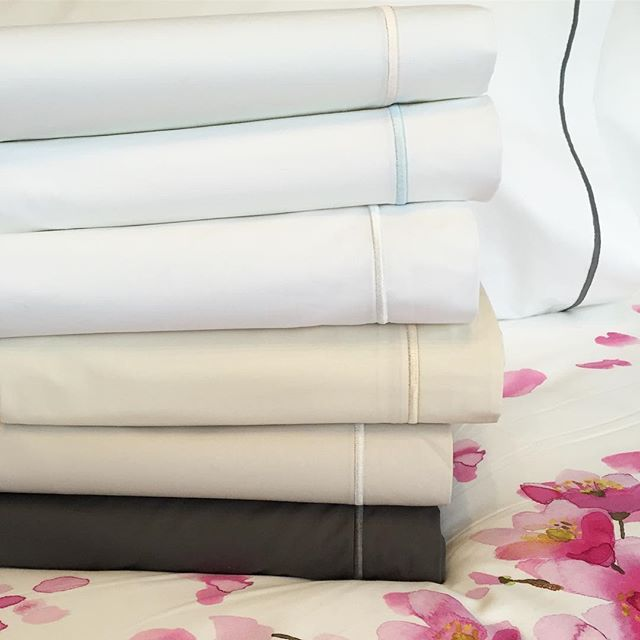 Slip into our Rialto Egyptian cotton sheets-made in Melbourne and made to last. Chemical free and great for sensitive skin or those with allergies.  #thebedspreadshop #chemicalfree #madeinmelbourne #egyptiancotton #sheets