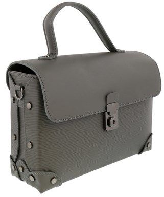 HS Collection Hs8422 Gg Gala Grey Shoulder Bag.