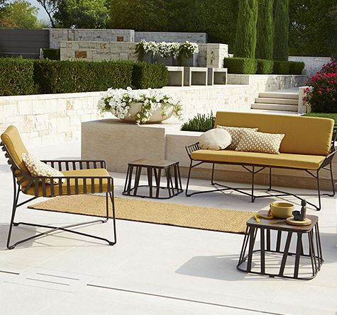 Rattanmöbel outdoor lounge  81 besten Outdoor Lounge Sessel Bilder auf Pinterest | Lounge ...