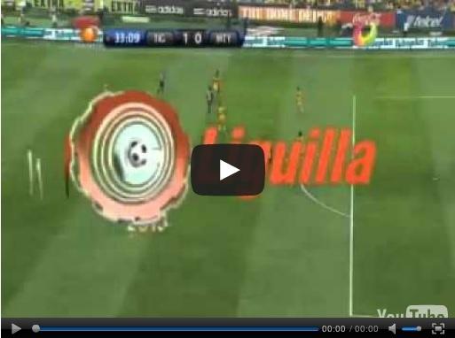 Vídeo del resumen y goles Tigres vs Monterrey partido correspondiente al juego de vuelta de los Cuartos de Final de la Liga MX Clausura 2013. Marcador Final: Tigres 1-1 Monterrey.