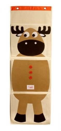 Sweet moose organiser