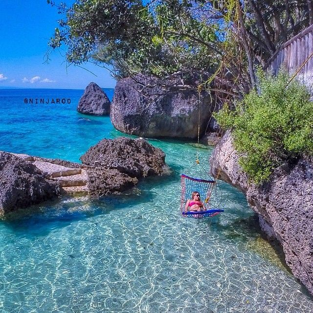 Amazing Clear Water Of Oslob Cebu Philippines Credits Ninjarod Photo Taken By Beaches N