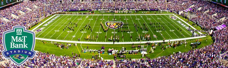 M Bank Stadium - Home of the 2000 Super Bowl Champions #BaltimoreRavens