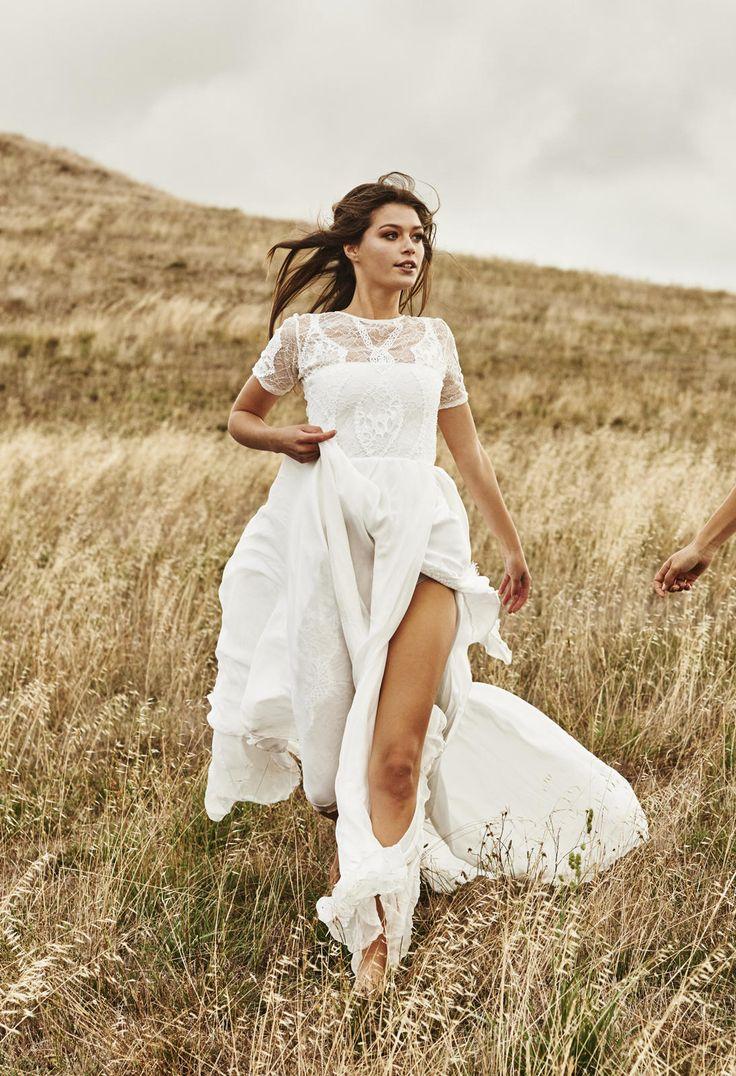 Grace Loves Lace y su colección de vestidos con la que toda novia soñaría