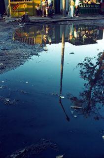 Mauro Pinto, My mirror, 2002.