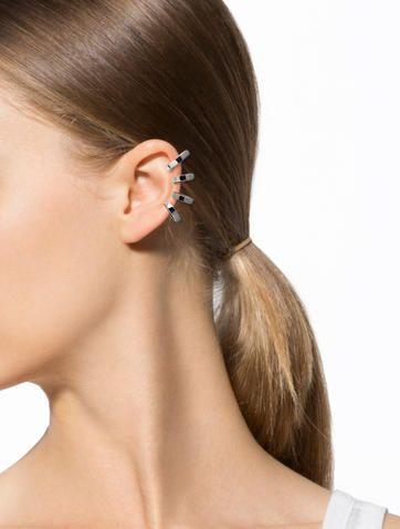 Repossi Berbère Ear Cuff - Jewelry - RPI20025 | The RealReal