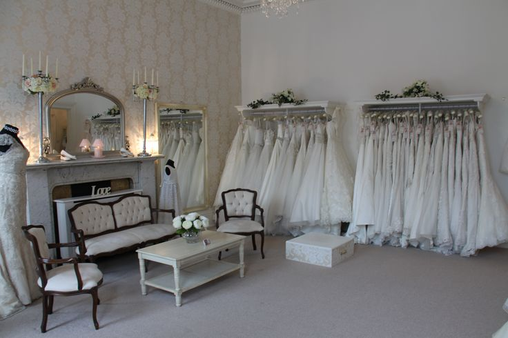 Relax in style in our Bridal Room while we establish your wishes, desires and hates!