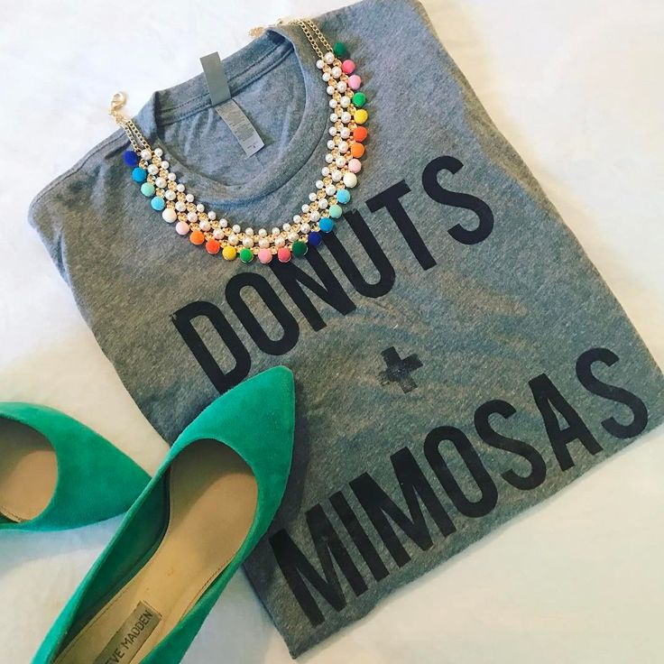 The weekend may be over, but the party continues. Donuts + Mimosas
