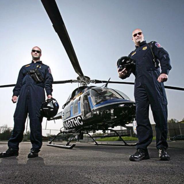Get Helicopter/Pilot License