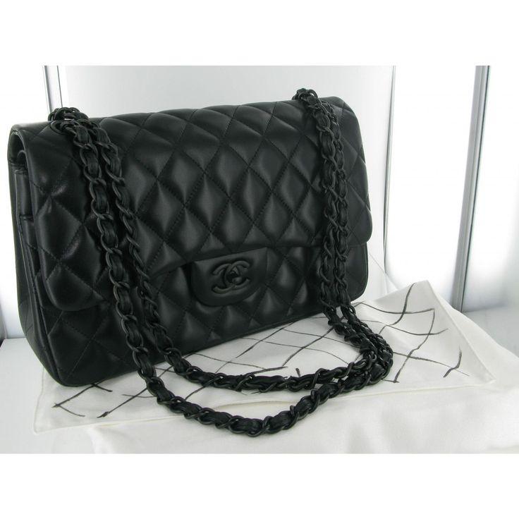 Best 25  Black chanel purse ideas on Pinterest   Chanel purse ...
